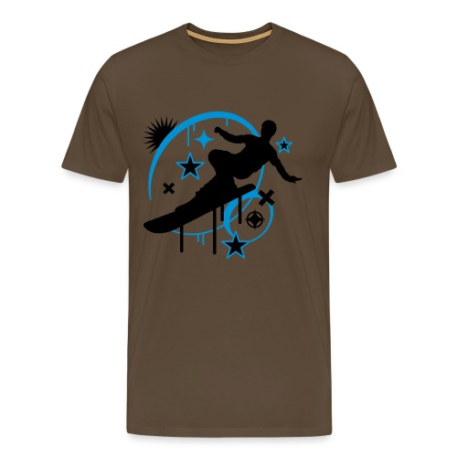 Snow Dealer - T-shirt Premium Homme