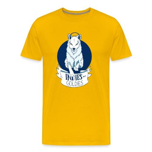 Indies But Goldies - Männer Premium T-Shirt