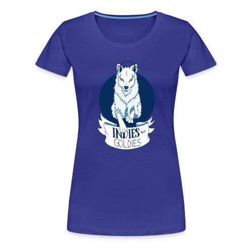 Indies But Goldies - Frauen Premium T-Shirt
