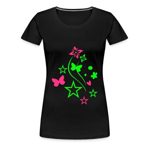 Neon Wild - Women's Premium T-Shirt
