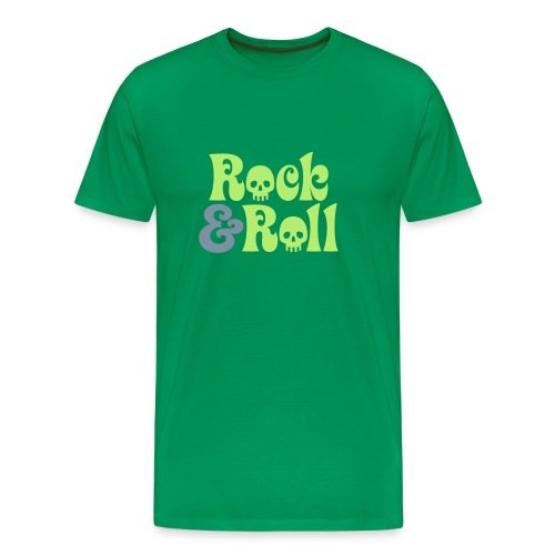 Rock&Roll - Camiseta premium hombre