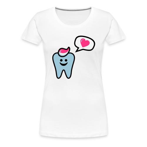 MAGLIA DENTISTA - Maglietta Premium da donna