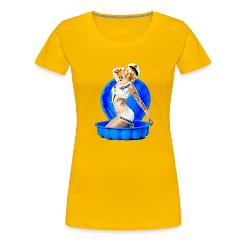 Sailoress - Frauen Premium T-Shirt
