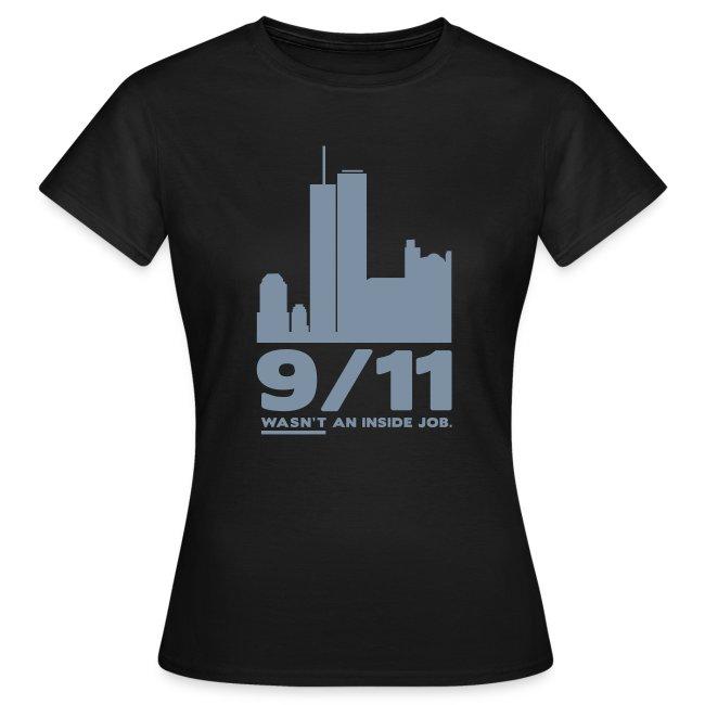 9/11 WASN'T AN INSIDE JOB.