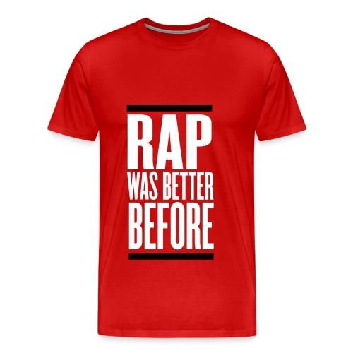 RWBB - Nazari Shirt red - Männer Premium T-Shirt
