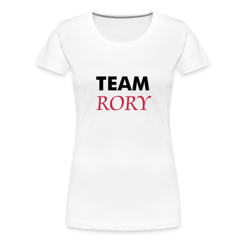 Team Rory - Women's Premium T-Shirt