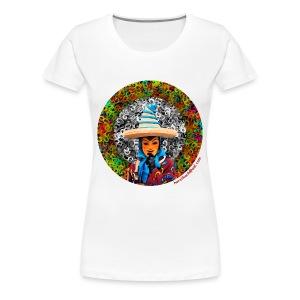 Fasnet - Frauen Premium T-Shirt