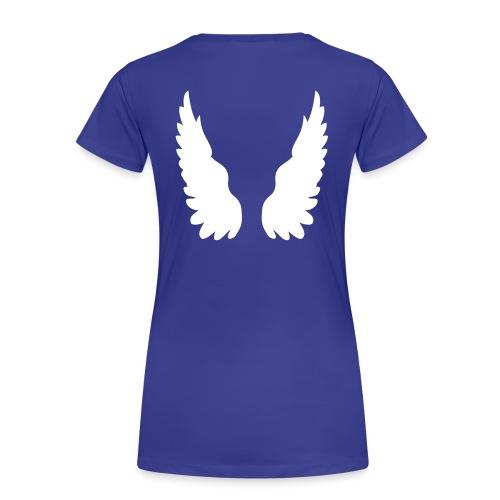 L'ange feminin d'affichetoi.fr - T-shirt Premium Femme