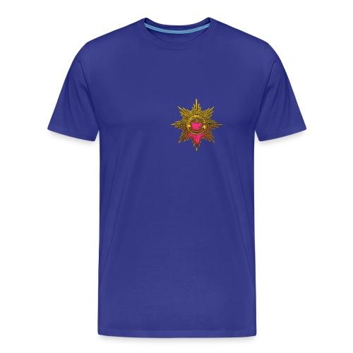 Schwarzer Adler Orden - Männer Premium T-Shirt