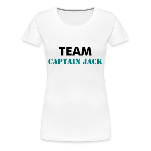 Team Captain Jack - Women's Premium T-Shirt