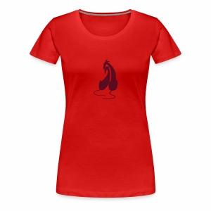 Valentinstag - Frauen Premium T-Shirt