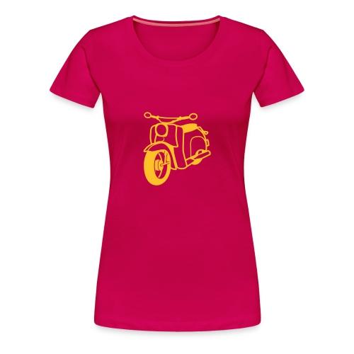 Basic Shirt Schwalbe Comicstyle Women - Frauen Premium T-Shirt