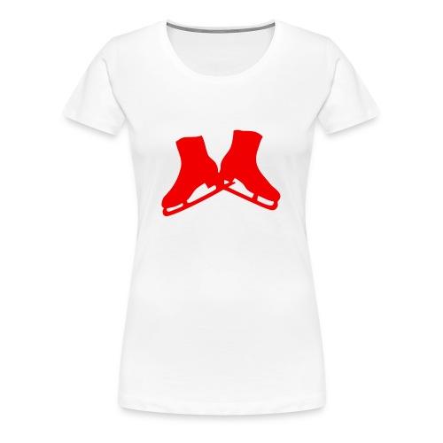 Skates - Maglietta Premium da donna