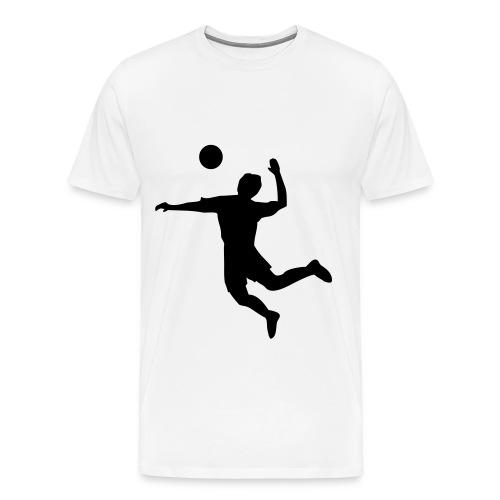I love my girlfriend - T-shirt Premium Homme