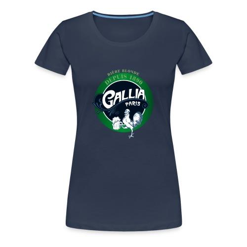 Le bo T-Shirt Gallia pour fille - T-shirt Premium Femme