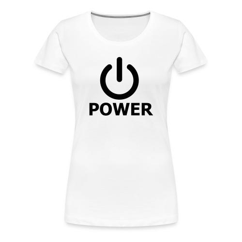Girl Power - Vrouwen Premium T-shirt