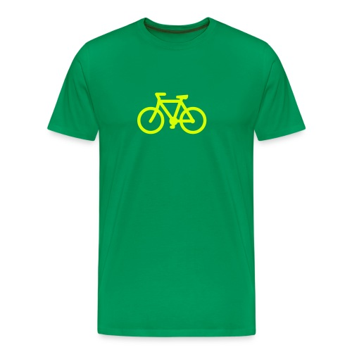 YOU OWN A CAR NOT THE ROAD - Men's Premium T-Shirt