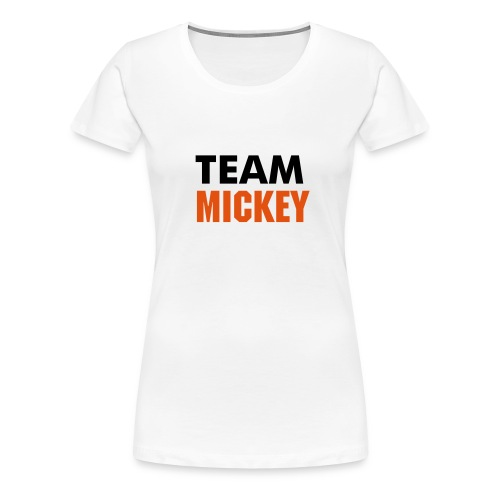 Team Mickey - Women's Premium T-Shirt