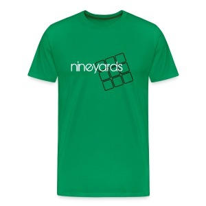 Nine Yards - Green Tee - Men's Premium T-Shirt