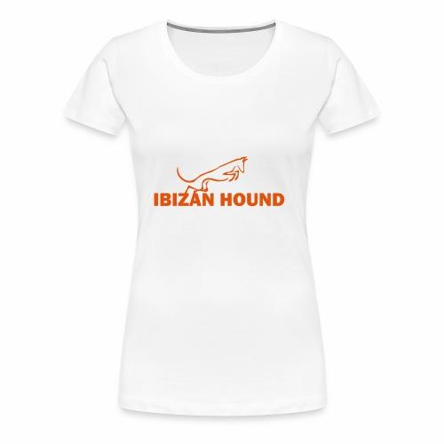 Podenco springt 2 - Frauen Premium T-Shirt