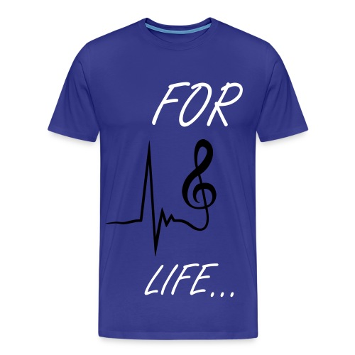 For Music Life - Camiseta premium hombre