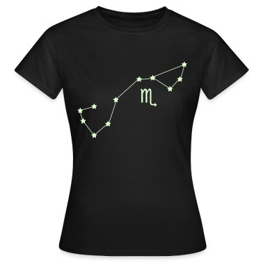 zodiac, constellation, scorpio T-Shirts