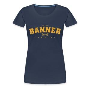 Clare Banner - Women's Premium T-Shirt