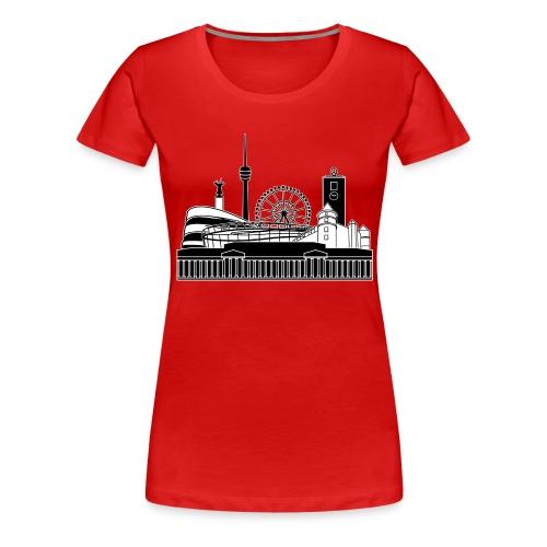 Stgt - Frauen Premium T-Shirt
