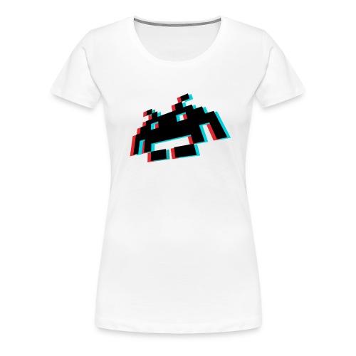 Inv3Der - Frauen Premium T-Shirt