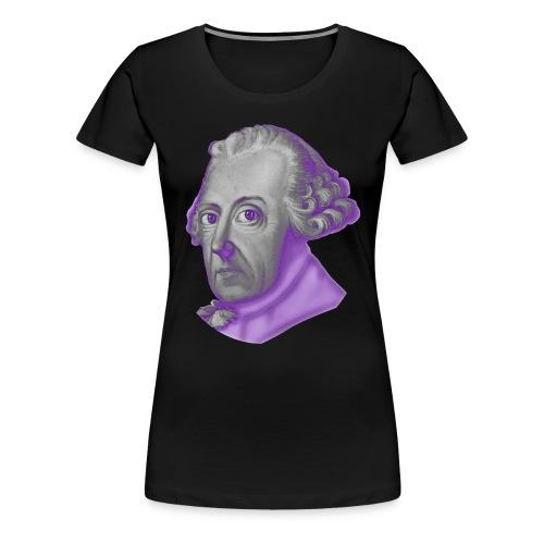 Friedrich II. - Frauen Premium T-Shirt