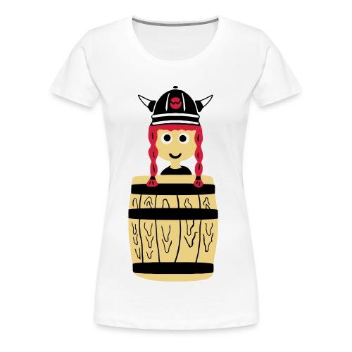 Vicky - Vrouwen Premium T-shirt