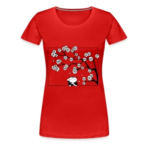 japan - cat - T-Shirt - Frauen Premium T-Shirt