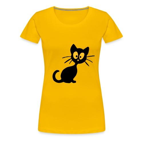 Kätzchen - Frauen Premium T-Shirt