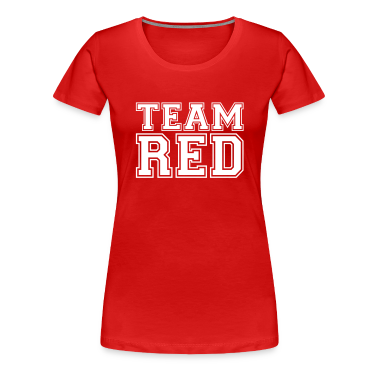 TEAM RED T-Shirts