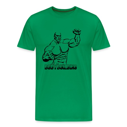Bodybuilding - T-shirt Premium Homme