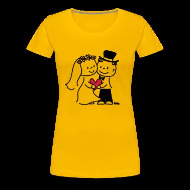 Brautpaar (c) T-Shirts