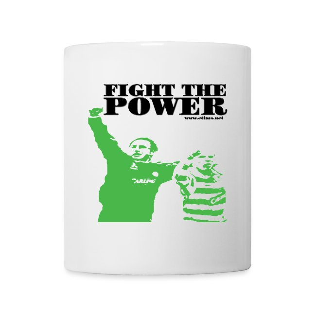 The Fight The Power Mug