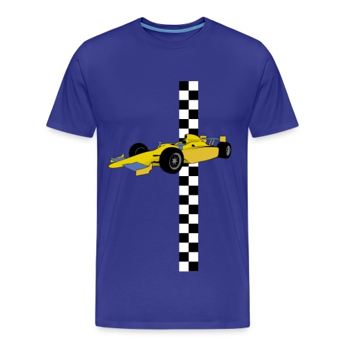 racing team 3 - Men's Premium T-Shirt