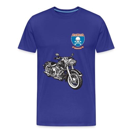 big moto - Maglietta Premium da uomo