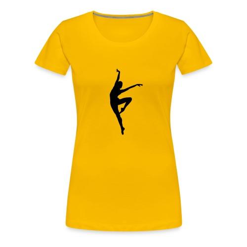 Motiv Ballet - Frauen Premium T-Shirt