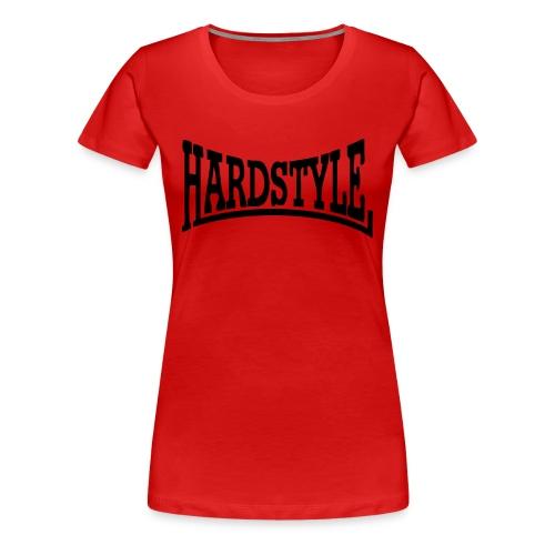 t-shirt hardstyle femme - T-shirt Premium Femme