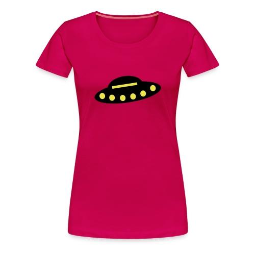 LEBEN-UFO - Frauen Premium T-Shirt
