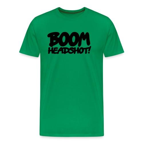 Headshot - Men's Premium T-Shirt