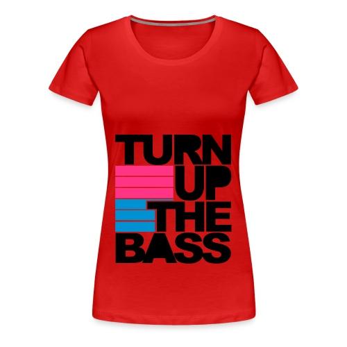 Music Life - Women's Premium T-Shirt