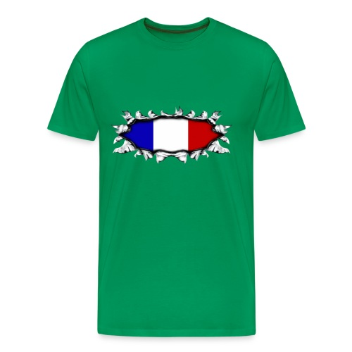 French heart - T-shirt Premium Homme