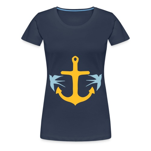Classic Lady - Women's Premium T-Shirt