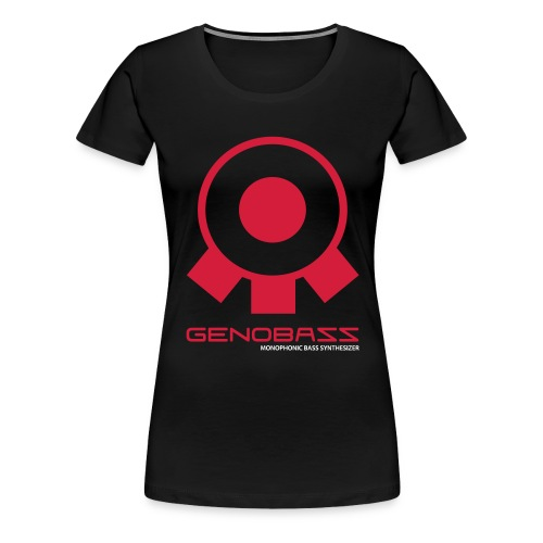 Genobazz Black - Women's Premium T-Shirt