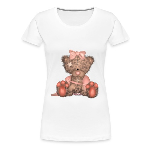 Sweet Teddy - Women's Premium T-Shirt