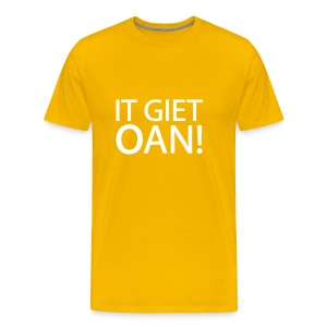 IT GIET OAN! Shirt - Mannen Premium T-shirt