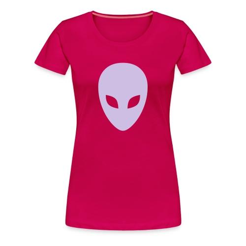 LEBEN-ALIEN - Frauen Premium T-Shirt